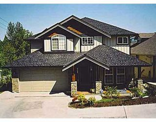 """Photo 1: 24002 MCCLURE DR in Maple Ridge: Albion House for sale in """"MAPLE CREST"""" : MLS®# V529903"""