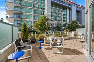"""Photo 22: 102 199 VICTORY SHIP Way in North Vancouver: Lower Lonsdale Condo for sale in """"The Trophy"""" : MLS®# R2607442"""