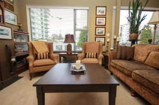 """Photo 6: 510 549 COLUMBIA Street in New Westminster: Downtown NW Condo for sale in """"C2C LOFTS & FLATS"""" : MLS®# R2031496"""