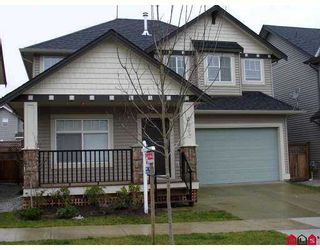 """Photo 1: 5963 165TH Street in Surrey: Cloverdale BC House for sale in """"Clover Ridge"""" (Cloverdale)  : MLS®# F2712749"""