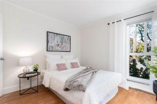 """Photo 15: 207 2211 W 2ND Avenue in Vancouver: Kitsilano Condo for sale in """"KITSILANO TERRACE"""" (Vancouver West)  : MLS®# R2585178"""
