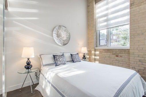 Photo 7: Photos: 124 201 Carlaw Avenue in Toronto: South Riverdale Condo for sale (Toronto E01)  : MLS®# E3599061