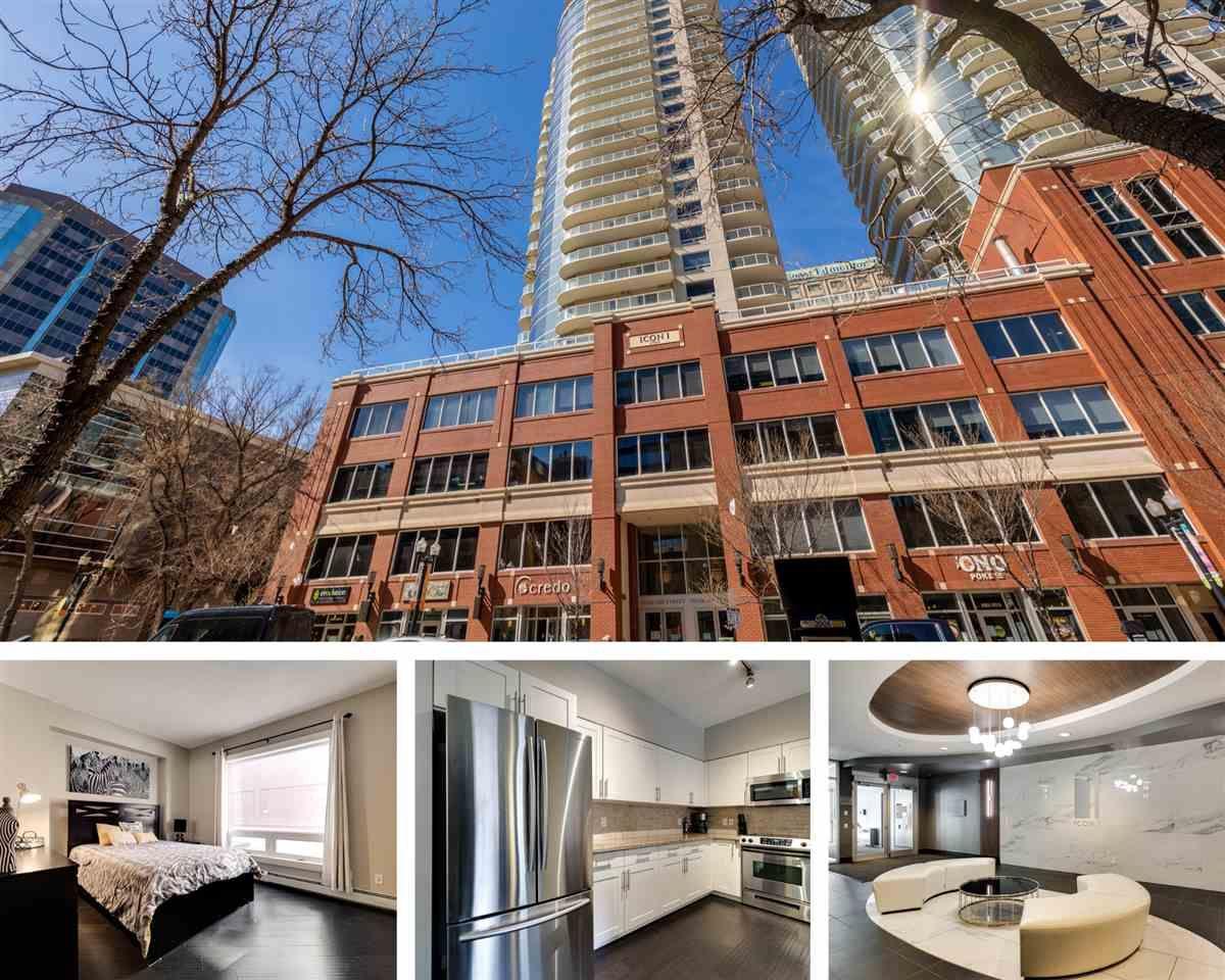 Main Photo: 501 10136 104 Street in Edmonton: Zone 12 Condo for sale : MLS®# E4239028