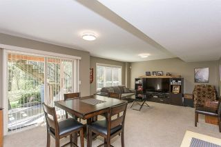 """Photo 14: 17 36169 LOWER SUMAS MOUNTAIN Road in Abbotsford: Abbotsford East Townhouse for sale in """"Junction Creek"""" : MLS®# R2158498"""