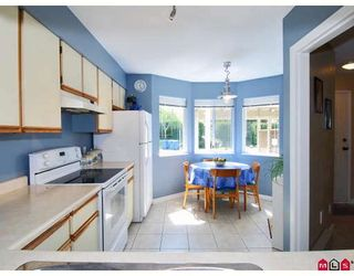 """Photo 3: 25 7560 138TH Street in Surrey: East Newton Townhouse for sale in """"Parkside"""" : MLS®# F2909640"""