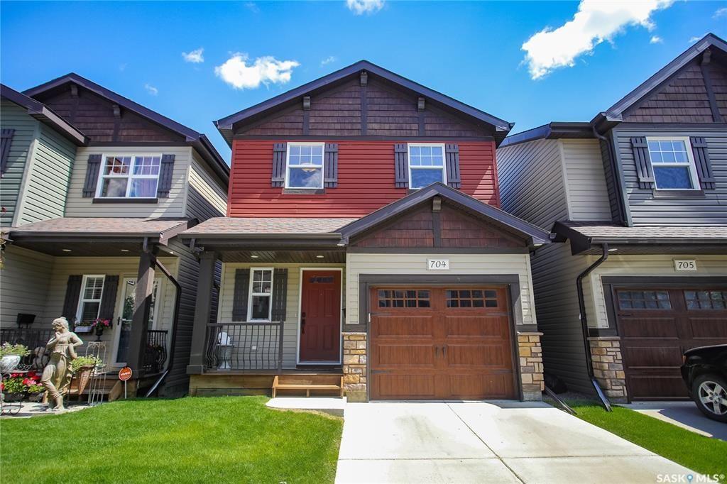 Main Photo: 704 150 Langlois Way in Saskatoon: Stonebridge Residential for sale : MLS®# SK860950