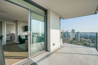 """Photo 4: 2702 570 EMERSON Street in Coquitlam: Coquitlam West Condo for sale in """"UPTOWN 2"""" : MLS®# R2600592"""
