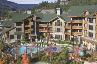 Photo 1: 220 2202 GONDOLA WAY in Whistler: Whistler Creek Condo for sale : MLS®# R2515706