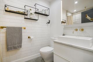 """Photo 24: 4 719 E 31ST Avenue in Vancouver: Fraser VE Townhouse for sale in """"ALDERBURY VILLAGE"""" (Vancouver East)  : MLS®# R2591703"""