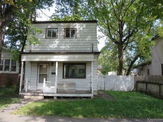 Photo 1: 131 Inkster Boulevard in Winnipeg: Scotia Heights Residential for sale (4D)  : MLS®# 1723785