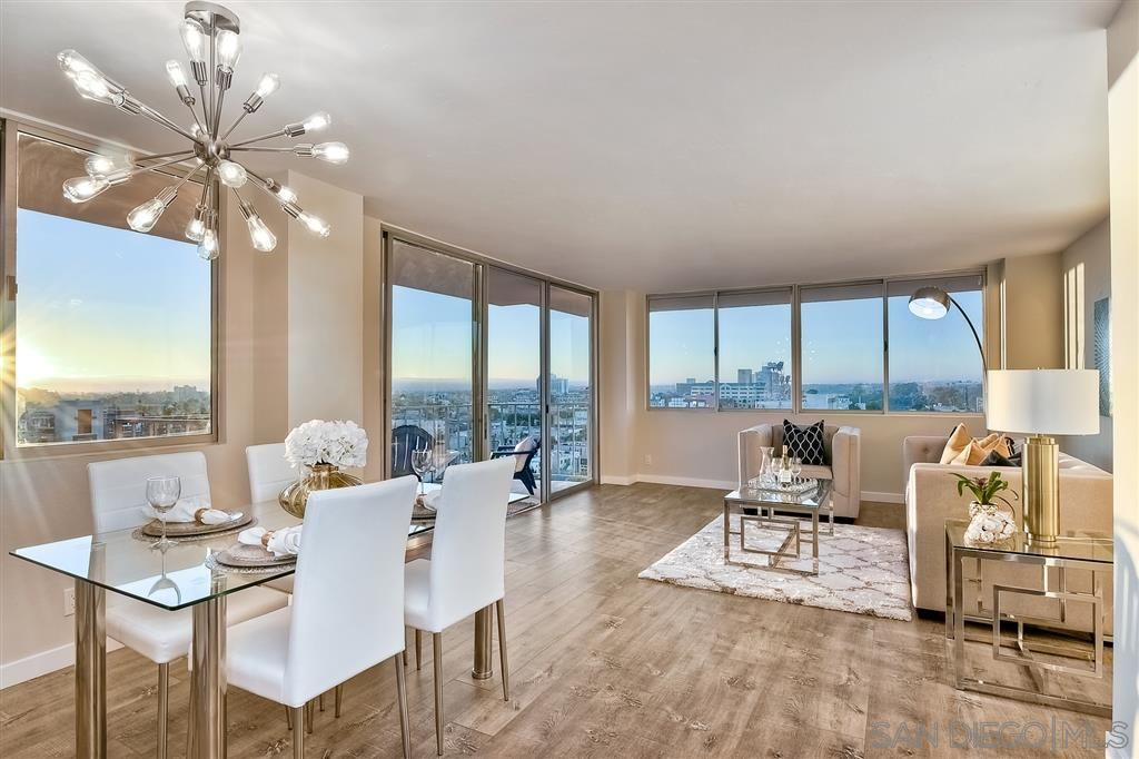 Main Photo: Condo for sale : 2 bedrooms : 3635 7Th Ave in San Diego
