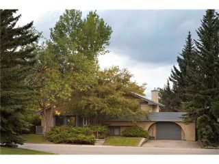 Photo 1: 2831 OAKWOOD Drive SW in Calgary: Oakridge House for sale : MLS®# C4079532
