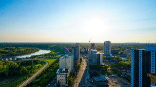 Photo 5: 2504 11969 JASPER Avenue in Edmonton: Zone 12 Condo for sale : MLS®# E4249005