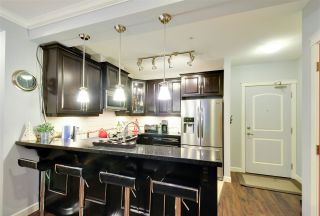"Photo 2: 229 8288 207A Street in Langley: Willoughby Heights Condo for sale in ""Yorkson Creek"" : MLS®# R2103080"