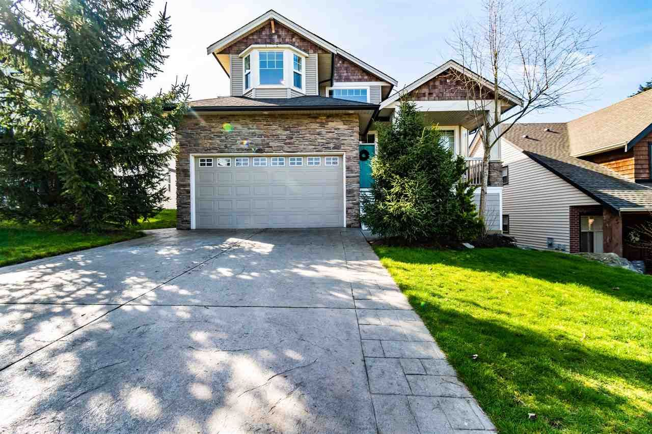 Main Photo: 4 50072 PATTERSON Road in Chilliwack: Eastern Hillsides House for sale : MLS®# R2559062