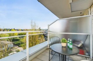 """Photo 1: 523 4078 KNIGHT Street in Vancouver: Knight Condo for sale in """"King Edward Village"""" (Vancouver East)  : MLS®# R2572938"""