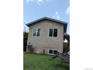 Photo 19: 1042 Chevrier Boulevard in WINNIPEG: Manitoba Other Residential for sale : MLS®# 1517759