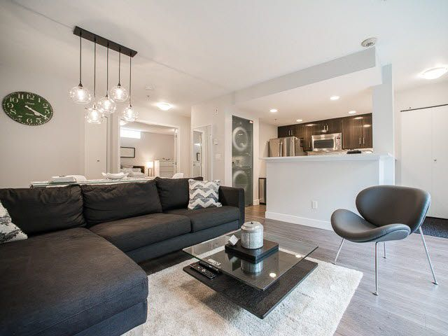"""Main Photo: 222 678 W 7TH Avenue in Vancouver: Fairview VW Condo for sale in """"LIBERTE"""" (Vancouver West)  : MLS®# V1126235"""