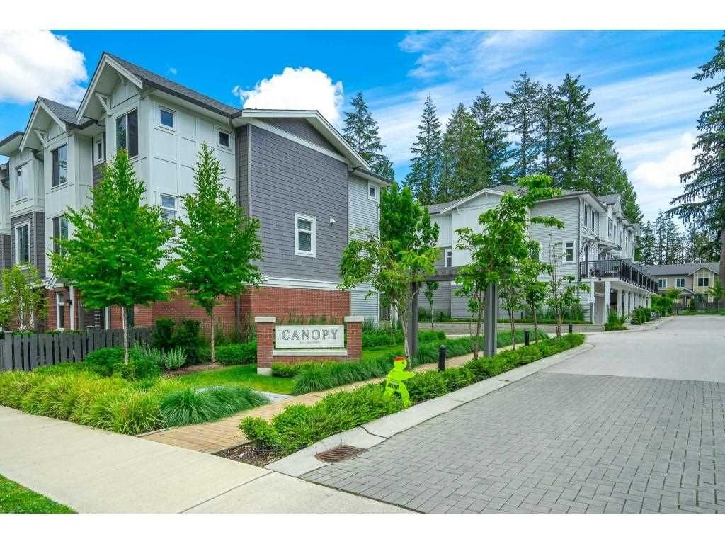 Main Photo: 17 9718 161A Street in Surrey: Fleetwood Tynehead Townhouse for sale : MLS®# R2592494