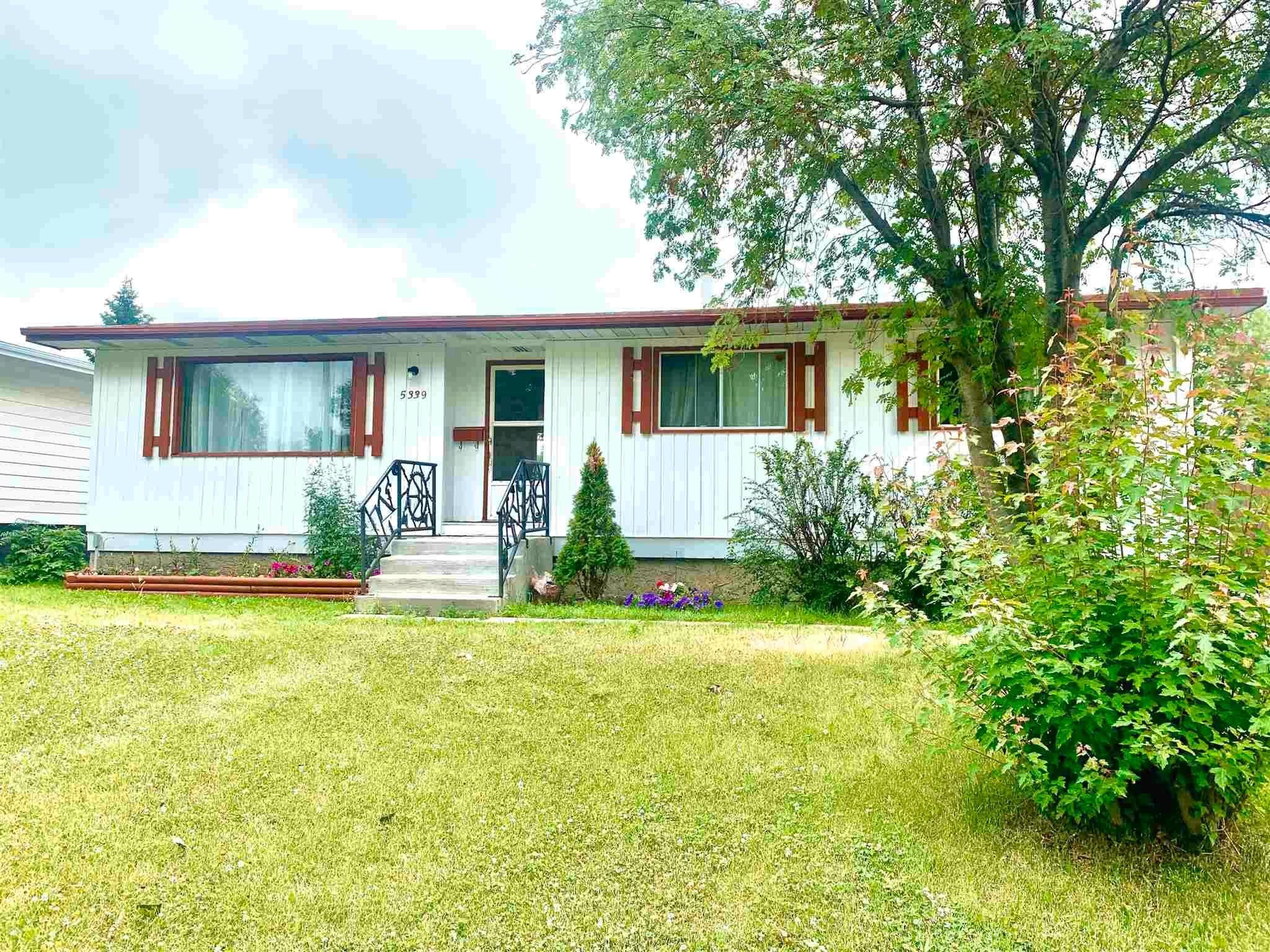 Main Photo: 5339 37A Avenue: Wetaskiwin House for sale : MLS®# E4255449