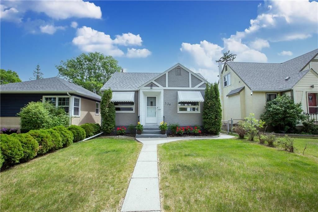 Main Photo: 524 Ash Street in Winnipeg: River Heights North Residential for sale (1C)  : MLS®# 202114040