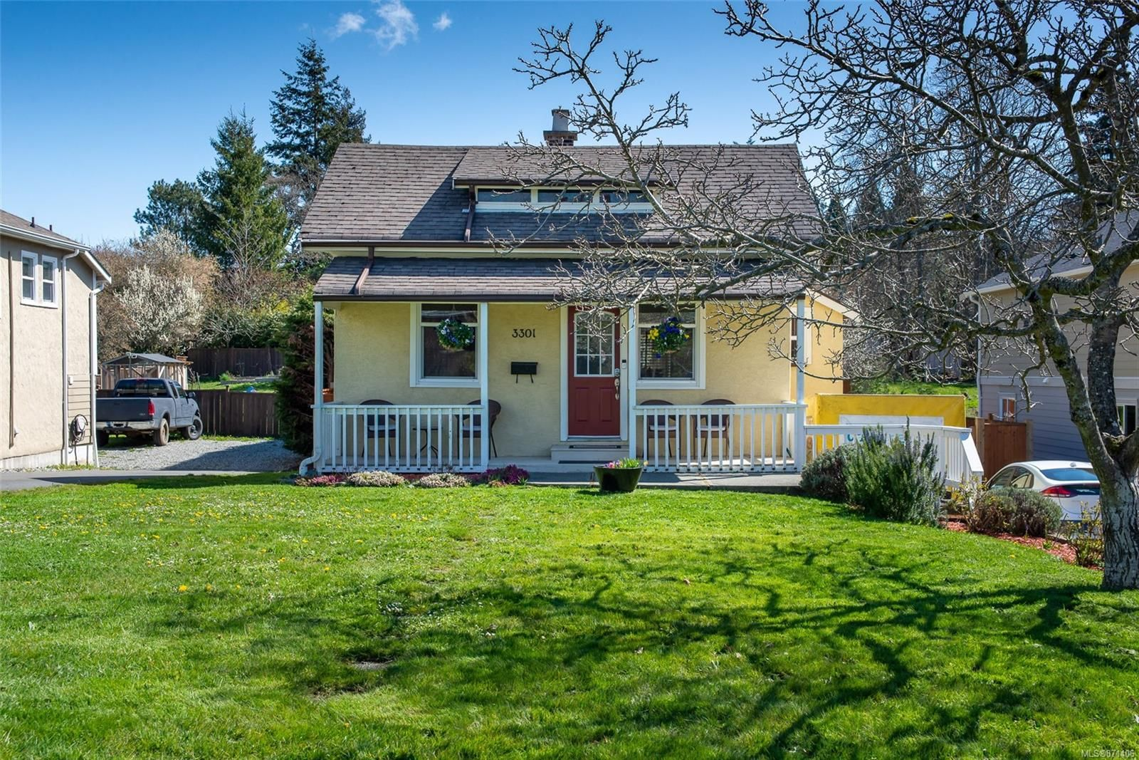 Main Photo: 3301 Linwood Ave in : SE Maplewood House for sale (Saanich East)  : MLS®# 871406