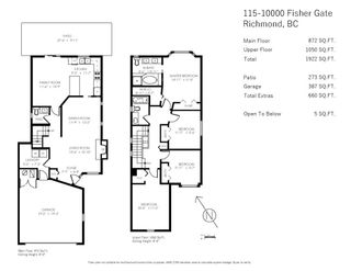 Photo 31: 115 10000 FISHER GATE in Richmond: West Cambie Townhouse for sale : MLS®# R2512144