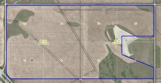 Photo 1: NE 10-22-21-W4M & NW 10-22-21-W4M: Cluny Commercial Land for sale : MLS®# A1095589