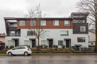 "Photo 1: 106 453 E 16TH Avenue in Vancouver: Mount Pleasant VE Townhouse for sale in ""Skala"" (Vancouver East)  : MLS®# R2139017"