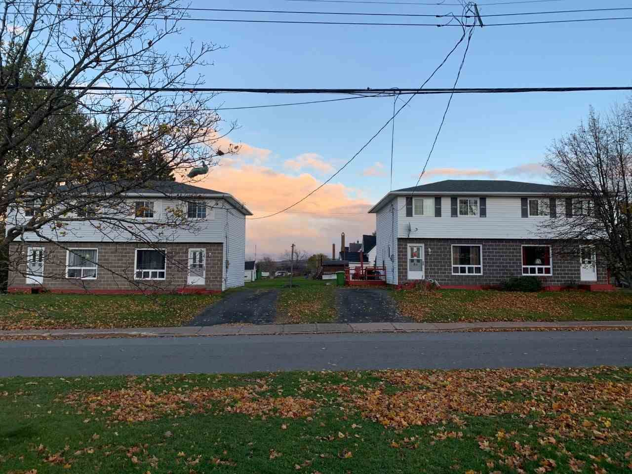 Main Photo: 45-47 Poplar Street in Stellarton: 106-New Glasgow, Stellarton Multi-Family for sale (Northern Region)  : MLS®# 202022869