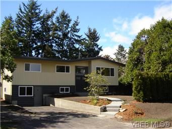 Main Photo: 1825 Dunnett Crescent in VICTORIA: SE Gordon Head Residential for sale (Saanich East)  : MLS®# 292391