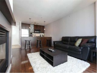 Photo 3: 1505 989 RICHARDS Street in Vancouver West: Home for sale : MLS®# V1124023