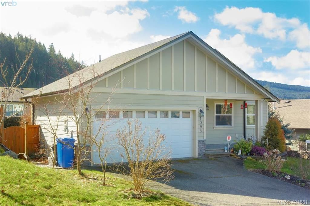 Main Photo: 1095 Fitzgerald Rd in SHAWNIGAN LAKE: ML Shawnigan House for sale (Malahat & Area)  : MLS®# 834907