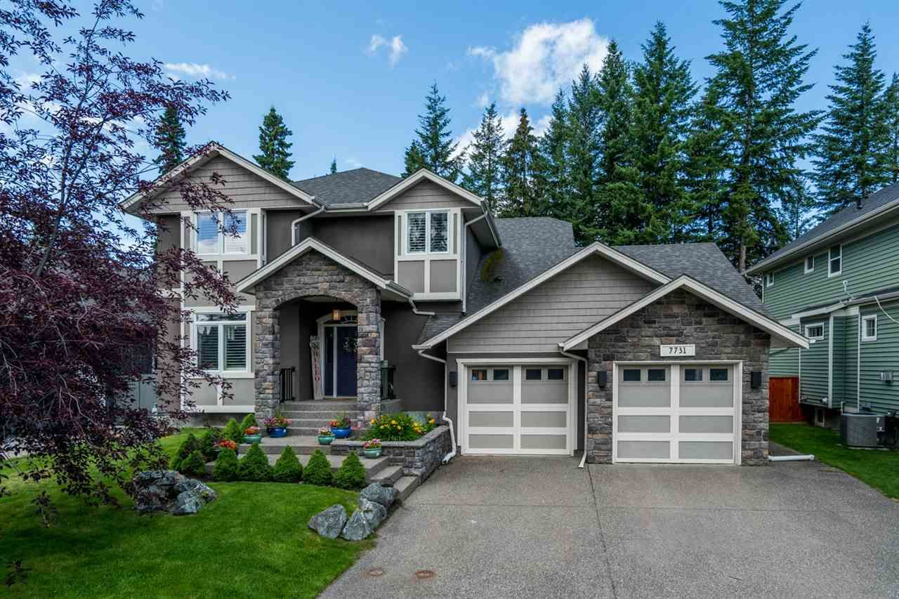Main Photo: 7731 LOEDEL Crescent in Prince George: Lower College House for sale (PG City South (Zone 74))  : MLS®# R2478673
