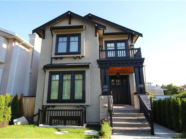 Main Photo: 1522 W 68TH Avenue in Vancouver: S.W. Marine House for sale (Vancouver West)  : MLS®# V1078112