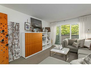 "Photo 6: 218 2416 W 3RD Avenue in Vancouver: Kitsilano Condo for sale in ""LANDMARK REEF"" (Vancouver West)  : MLS®# V1119318"