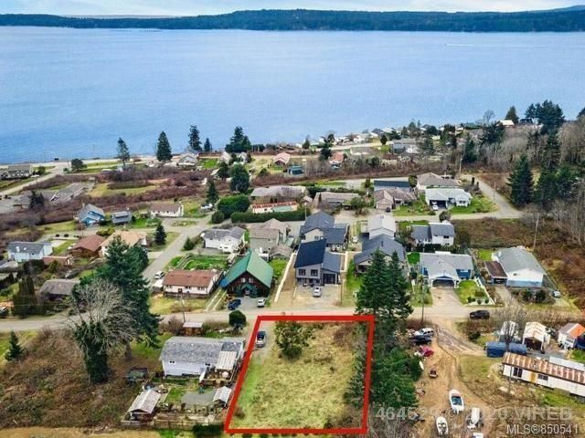 Main Photo: 5625 4th St in : CV Union Bay/Fanny Bay Land for sale (Comox Valley)  : MLS®# 850541