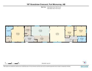 Photo 17: 197 Grandview Crescent: Fort McMurray Detached for sale : MLS®# A1113499