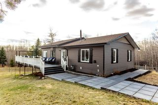Photo 1: 30 1219 HWY 633: Rural Parkland County House for sale : MLS®# E4239375
