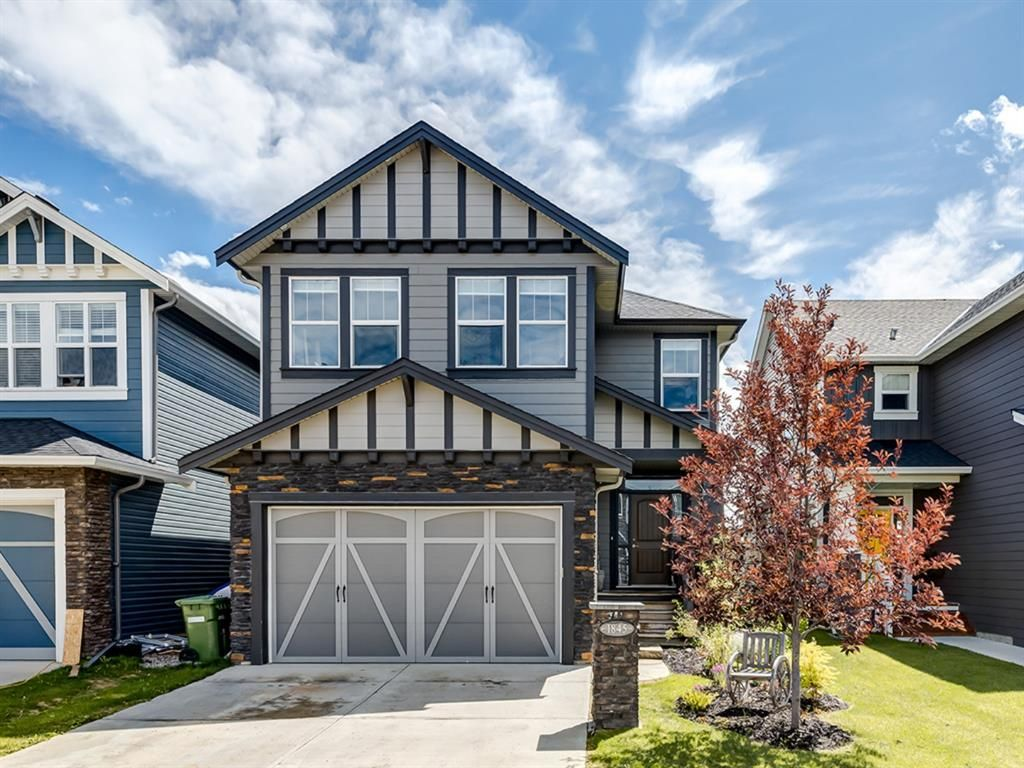 Main Photo: 1845 Reunion Terrace NW: Airdrie Detached for sale : MLS®# A1044124