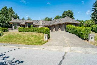 "Photo 1: 16865 18 Avenue in Surrey: Pacific Douglas House for sale in ""Hazelmere Estates"" (South Surrey White Rock)  : MLS®# R2590320"