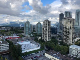 """Photo 1: 2302 4250 DAWSON Street in Burnaby: Brentwood Park Condo for sale in """"OMA 2"""" (Burnaby North)  : MLS®# R2375435"""