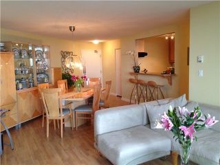 """Photo 1: 1201 3920 HASTINGS Street in Burnaby: Willingdon Heights Condo for sale in """"INGLETON PLACE"""" (Burnaby North)  : MLS®# V991292"""