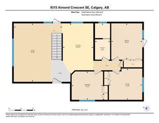 Photo 37: 9315 ALMOND Crescent SE in Calgary: Acadia Detached for sale : MLS®# C4268253