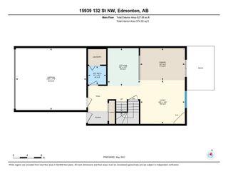 Photo 35: 15939 132 Street in Edmonton: Zone 27 House Half Duplex for sale : MLS®# E4245488