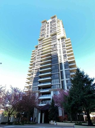 """Photo 1: 1007 2088 MADISON Avenue in Burnaby: Brentwood Park Condo for sale in """"Fresco - Renaissance Towers"""" (Burnaby North)  : MLS®# R2568847"""