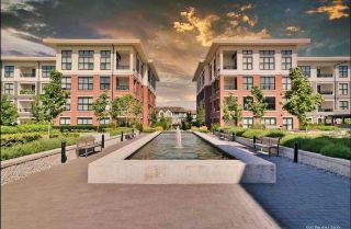 "Main Photo: 408 9500 TOMICKI Avenue in Richmond: West Cambie Condo for sale in ""TRAFALGAR SQUARE"" : MLS®# R2583736"