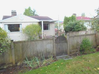 Photo 1: 2333 JONES Avenue in North Vancouver: Central Lonsdale House for sale : MLS®# V977765