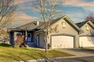 Main Photo: 24 Simcoe Place SW in Calgary: Signal Hill Semi Detached for sale : MLS®# A1152833