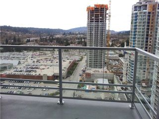 Photo 6: 2603 1155 THE HIGH Street in Coquitlam: North Coquitlam Condo for sale : MLS®# V928693